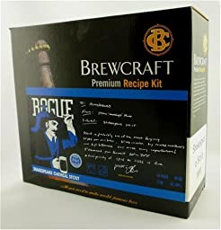 Rogue Ale Shakespeare Oatmeal Stout Homebrew Beer Kit