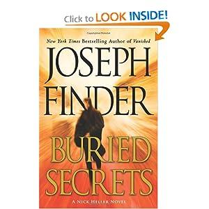 Buried Secrets (Nick Heller) - Joseph Finder