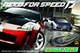 Scalextric EA Games Need For Speed C1239 1:32 Scale Race Set