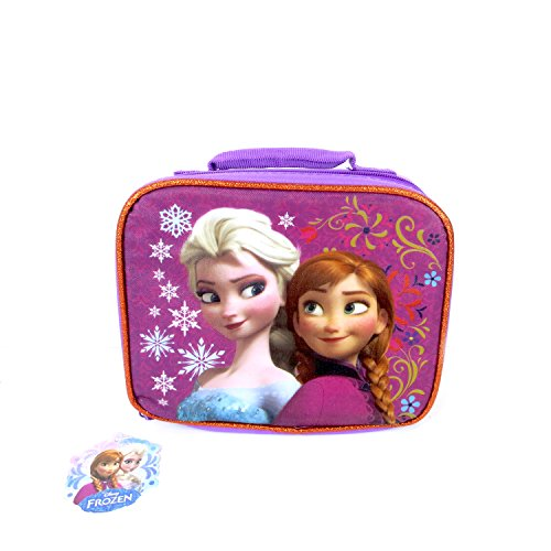 Disney FCCOR04ZA Frozen Lunch Kit, Purple - 1