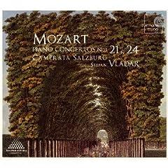 Mozart: Piano Concertos Nos. 21 & 24