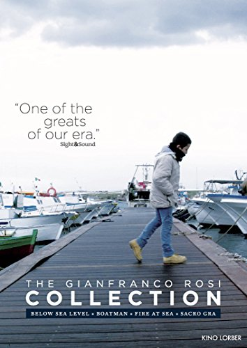 DVD : Gianfranco Rosi Collection (3 Discos)
