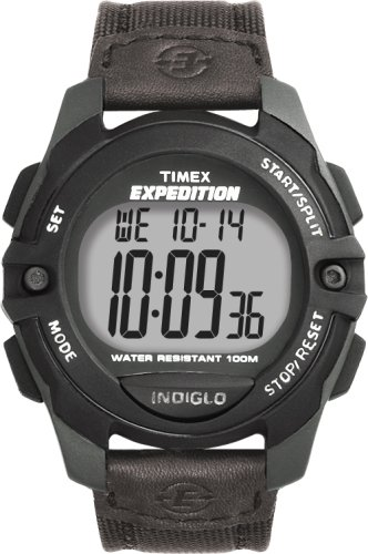 Buy Timex Men's Watches Outdoor – Expedition Chrono Alarm Timer Large Digit T40951 – 5