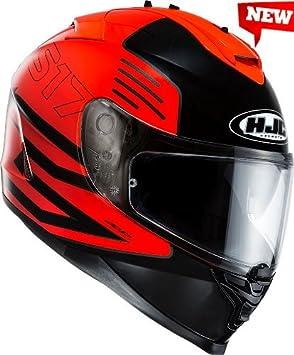 HJC iS - 17 casque de moto gENESIS 6 mC-taille m 57/58)