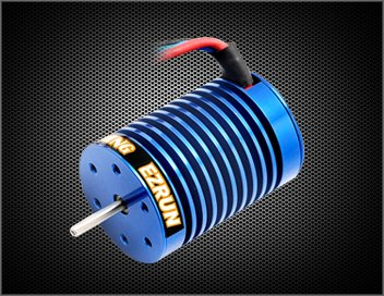 HobbyWing EZRUN-3650M 9T (4300kV) Sensorless Brushless Motor (1/10Th Scale) (540 Brushless Motor compare prices)