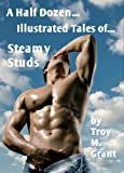 img - for Steamy Studs (A Half Dozen Illustrated Tales of... Book 6) book / textbook / text book