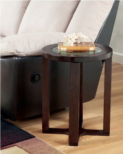 "Cheap ""Famous Collection"" End Table by ""Famous Brand"" Furniture (T477-6)"