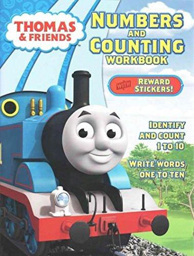 Thomas and Friends Learning Series: Numbers and Counting - 1