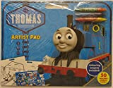 Thomas the Tank Engine and Train Friends Artist Pad