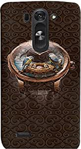 PrintVisa Boy Cool Watch Case Cover for LG G3 Beat 722K
