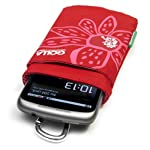 GOLLA ゴッラ mobile bag レッド G1134 KINO for your phone