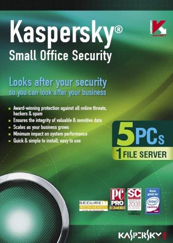 Kaspersky Small Office Security screenshot