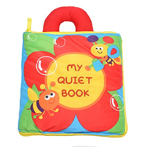 KMMall-Soft-Activity-Books-for-Children-Toddler-Learning-Story-Book-Life-Education-Sleep-Books-Baby-Toys
