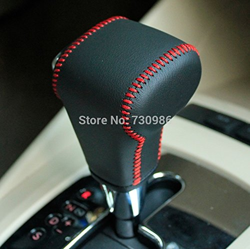black-genuine-leather-gear-shift-knob-cover-for-2010-2011-volkswagen-vw-golf-2007-2008-2009-2010-201