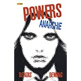 Powers, Anarchie, Tome 5 :par Brian Michael Bendis