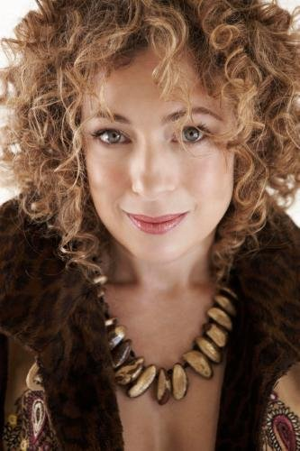Alex+Kingston+Mini+Poster+%2301+11%22x17%22+Master+Print