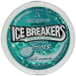 ICE BREAKERS WINTERGREEN SUGAR FREE M...
