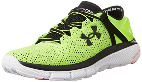 Under Armour Ua Speedform Fortis, Sneaker uomo giallo Size: EU 43