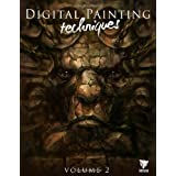 "Digital Painting Techniques, Volume 2von ""3dtotal Publishing"""