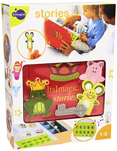 itsImagical - Stories, libro con sonidos y personajes (Imaginarium 58845)