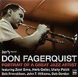 echange, troc Don Fagerquist, Bob Bertaux - The Portrait Of A Great Jazz Artist