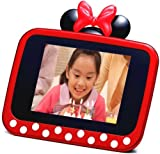 【Amazonの商品情報へ】iriver ミニー3.5型デジタルフォトフレーム framee-M Mickey style 1GBメモリ バッテリー内蔵 動画 音楽 時計 カレンダー対応 FRAMEE-M-MINNIE