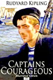 Captains Courageous - Classic Illustrated Edition