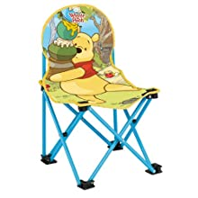 John 72011 Winnie The Pooh Folding Chair Small In A Display Box