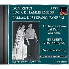 Donizetti, G.: Lucia Di Lammermoor (Callas) (1954)