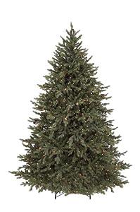 #!Cheap GKI/Bethlehem Lights Pre-lit Foot Hunter PE/PVC Christmas Tree
