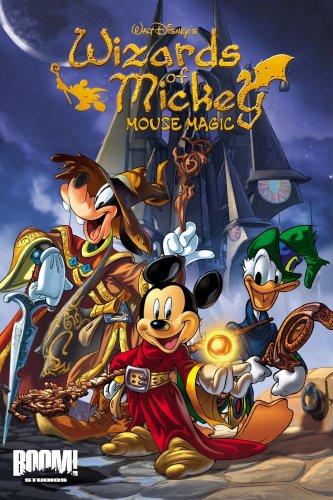 Wizards Of Mickey Volume 1: Mouse Magic, Ambrosio, Stefano