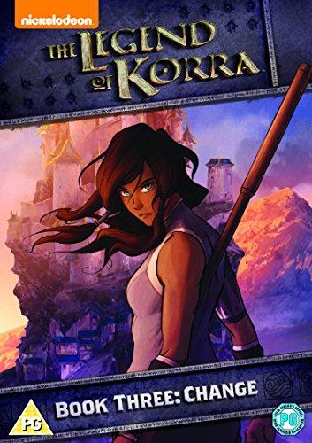 Legend of Korra: Book Three - Change [DVD]
