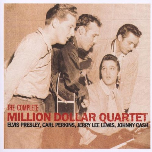 Elvis Presley - The Complete Million Dollar Quartet - Zortam Music