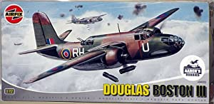 Airfix 1/72 Douglas Boston III (DB-7 Havoc)