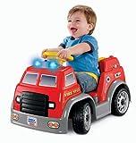 Power Wheels Toddler Fire Truck