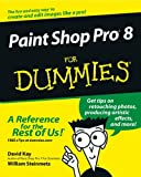 img - for Paint Shop Pro 8 For Dummies (For Dummies (Computers)) book / textbook / text book