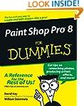 Paint Shop Pro 8 for Dummies (For Dum...