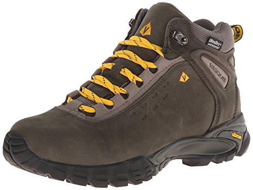 Vasque Men's Talus WP Hiking Boot,Beluga/Old