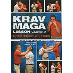 Krav Maga Lesson Vol.2 - Defense on Chokes with Two Hands