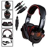 LIHAO SADES SA-708 St�r�o Jeu Gaming...