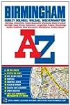 Birmingham Street Atlas (A-Z Street A...