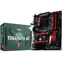 MSI Z170A Arsenal Gaming Tomahawk AC Intel Z170A LGA 1151 DDR4 USB 3.1 ATX Motherboard + Free MAFIA III Game (Digital Download Code)