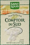 Pure Natural White Cane Sugar in Cubes from France 2.2Lbs