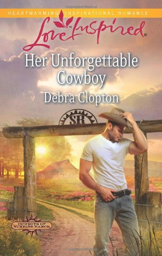 Image of Her Unforgettable Cowboy (Love Inspired)