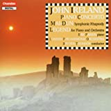 John Ireland: Piano Concerto; Mai-Dun; Legendby London Philharmonic...