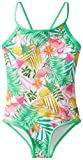 Seafolly Big Girls' Holiday Loop-Back One-Piece Swimsuit