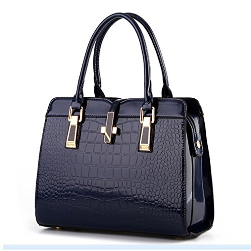 smile-tomorrow-lady-alligator-pattern-top-grade-euroupe-and-america-style-handbagdark-blue