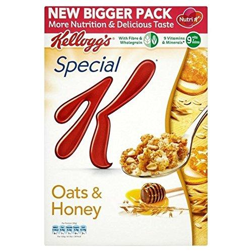 Kelloggs K Spéciale Avoine Et Du Miel 420G - Paquet de 2