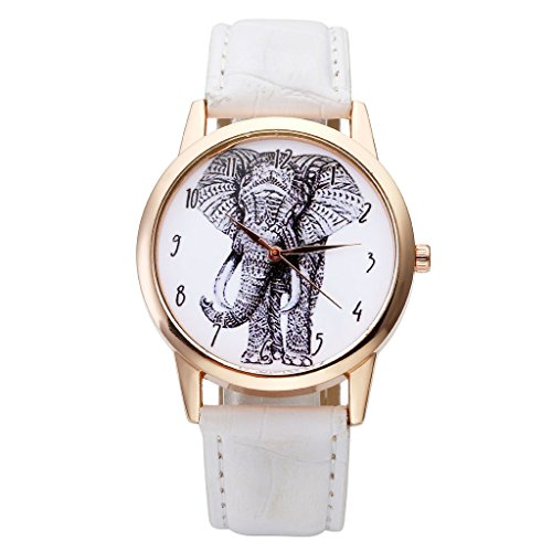 jsdde-black-and-white-sketch-elephant-dial-arabic-numerals-scale-rose-gold-case-leather-band-analog-