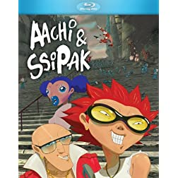 Aachi and Ssipak [Blu-Ray]